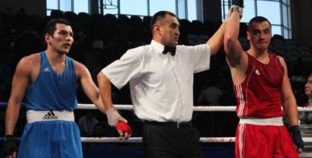 Трехкратный чемпион Казахстана встретится во втором профи-бою с боксером из Беларуси