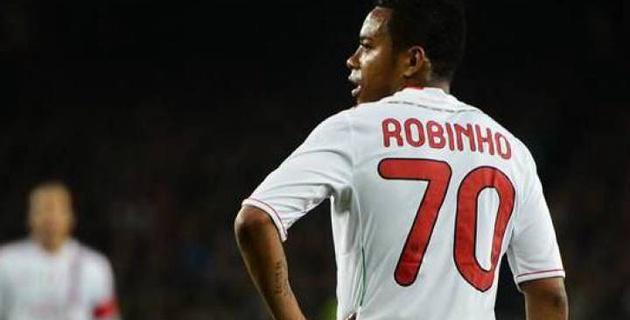 Бразильский футболист Робиньо приговорен к девяти годам тюрьмы за групповое изнасилование