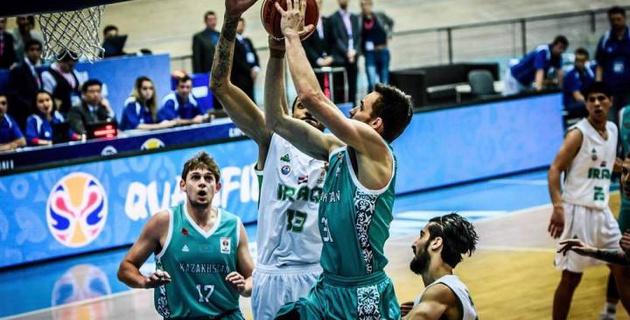 Лучший баскетболист сборной Казахстана в матче с Ираком прокомментировал победу в отборе на ЧМ-2019