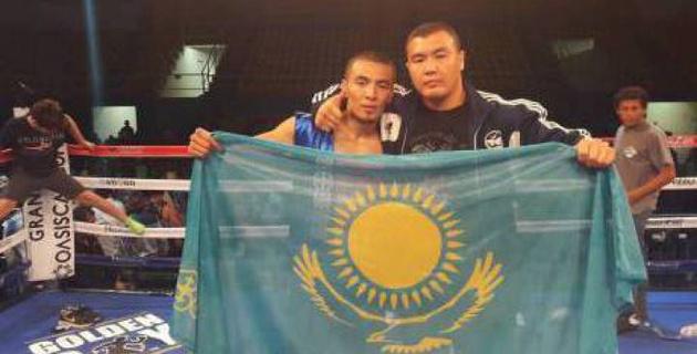 Может, это спарринги? - Демьяненко о том, почему BoxRec учитывает только один из пяти боев казахстанского новичка