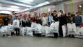 """Футболисты и тренеры """"Астаны"""" подарили детям из малообеспеченных семей зимнюю одежду и теплую обувь"""