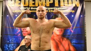 У Ивана Дычко сорвался бой на 1 декабря и сменился соперник по следующему поединку