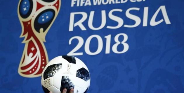 Календарь всех матчей чемпионата мира-2018 по футболу