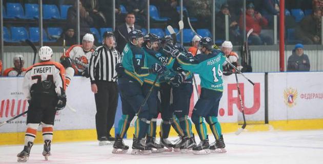 """Хоккеисты """"Торпедо"""" одержали победу в матче ВХЛ"""