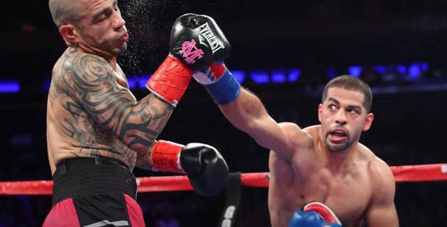 Обидчик Мигеля Котто прокомментировал свою неожиданную победу в бою за титул WBO