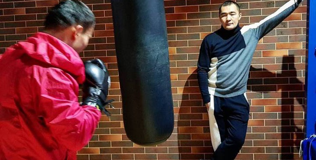 Советы экс-чемпиона, или как Бейбут Шуменов тренирует Каната Ислама