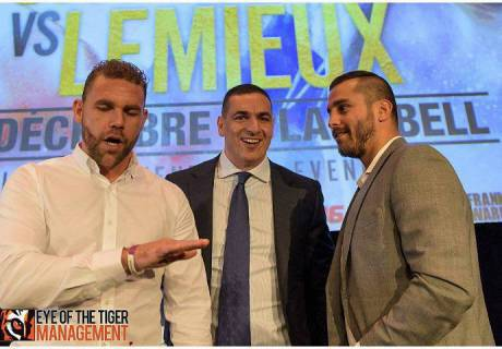 Фото Eye of the Tiger Management©