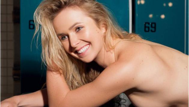 Шестая ракетка мира снялась в эротической фотосессии для журнала XXL