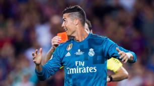 Роналду могут оштрафовать на 30 миллионов евро за неуплату налогов