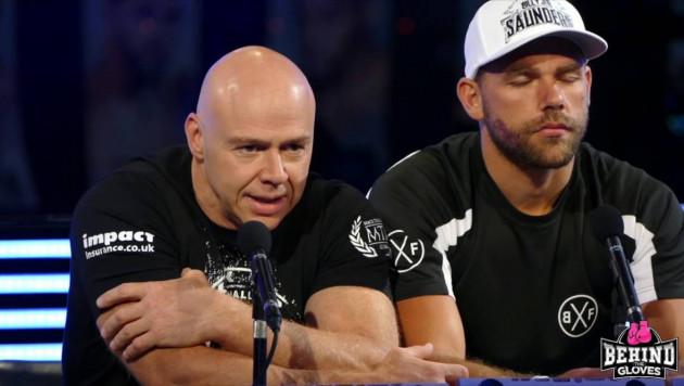 Тренер Сондерса назвал Головкина одним из лучших боксеров десятилетия