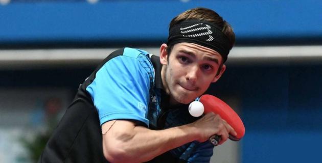 Определился соперник казахстанца Герасименко в первом круге Гранд-финала по настольному теннису