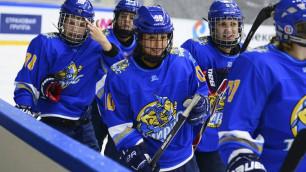 "Женскую хоккейную лигу может пополнить команда ""Барыса"""