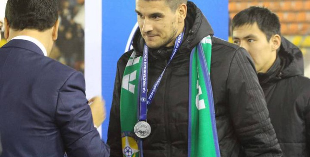 Самый результативный защитник КПЛ-2017 подписал контракт c румынским клубом
