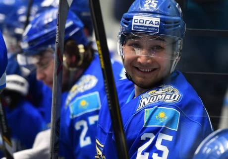 Дамир Рыспаев присоединился ко сборной Казахстана перед матчами с Беларусью