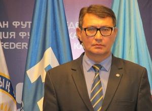 Казахстанская федерация футбола рассталась с третьим пресс-секретарем за год