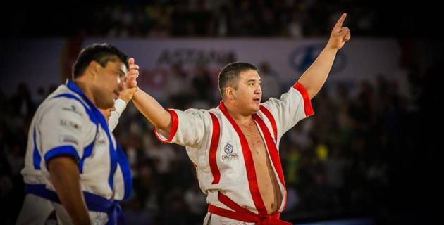 Мечтаю, чтобы казах курес стал олимпийским видом спорта - капитан сборной Казахстана