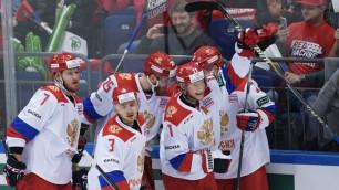 Сборная России по хоккею победила Финляндию и выиграла Кубок Первого канала