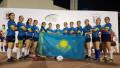 Казахстанские регбистки завоевали бронзовые медали чемпионата Азии