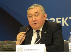 Генеральный секретарь Казахстанской федерации футбола Каныш Аубакиров подал в отставку