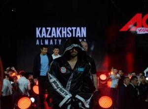Прямая трансляция поединка казахстанского бойца Армана Оспанова на турнире ACB в Москве