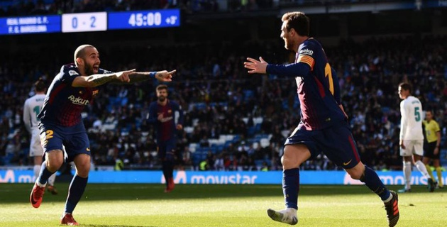 """С Месси стянули бутсу, но аргентинец все равно сделал голевую передачу в """"Эль Классико"""""""