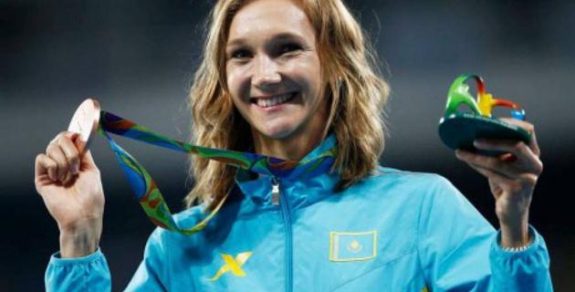 Самые яркие события в казахстанском спорте в 2017 году. Россыпь медалей Ольги Рыпаковой