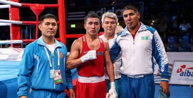 Объявлен новый состав сборной Казахстана по боксу