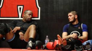 Чемпион UFC предложил Нурмагомедову использовать коронную фразу Головкина
