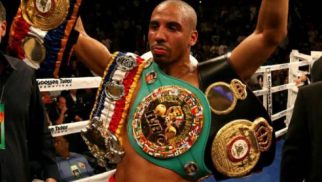 """Я хочу быть боксером, о котором будут говорить: """"Он ушел в нужное время"""" - Уорд"""