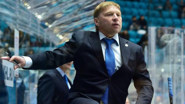 """Тренер """"Барыса"""" объяснил поражение от """"Сочи"""", оценил игру Рыспаева и назвал сроки возвращения Доуса"""