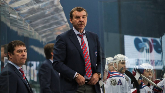 Главный тренер СКА и сборной России не приедет на Матч звезд КХЛ в Астане