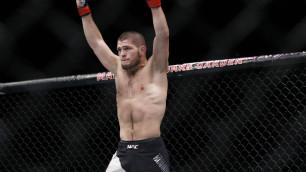 Букмекеры оценили шансы Хабиба Нурмагомедова на победу в первом бою в UFC за 2017 год