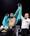 Казахстанский тяжеловес Али Балоев одержал третью подряд победу нокаутом в профи