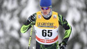 """Полторанин стал вторым на втором этапе """"Тур де Ски"""", проиграв рекордсмену многодневки меньше секунды"""