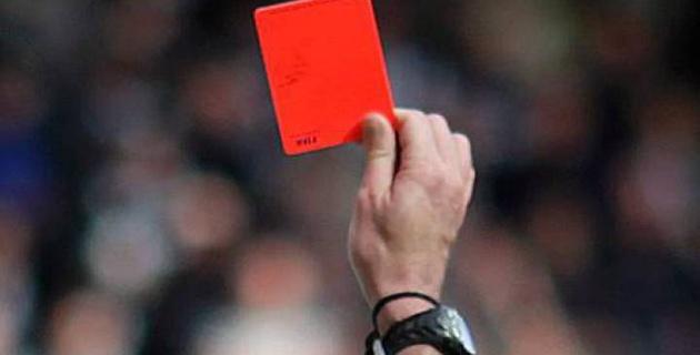 В Мексике футболист до смерти избил судью за красную карточку