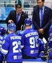 """Генменеджер """"Барыса"""" прокомментировал перестановки в тренерском штабе и отзаявку двух канадцев"""