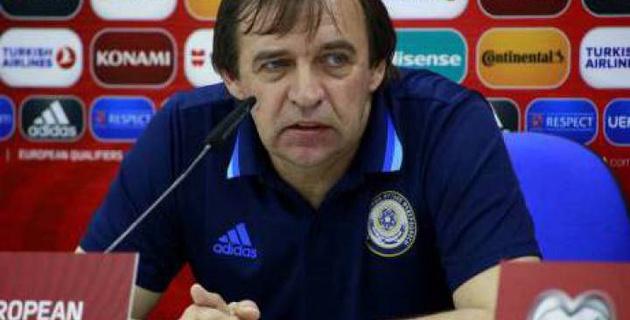 Александр Бородюк официально покинул сборную Казахстана по футболу