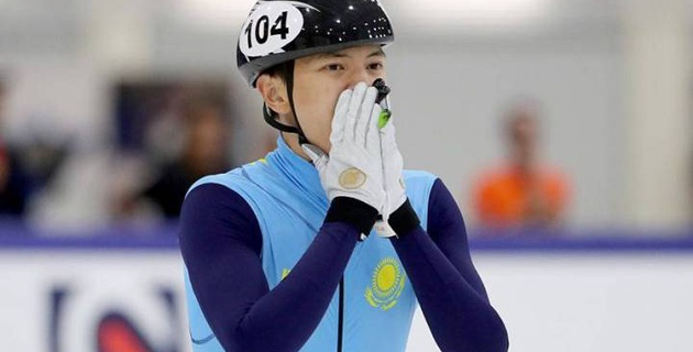 Был удивлен, что меня выбрали знаменосцем сборной Казахстана на Олимпиаде-2018 - Ажгалиев