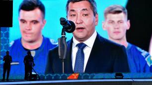 """Президент """"Барыса"""" рассказал об отдыхе игроков в Дубае, пожаловался на судейство и не исключил возвращение Корешкова"""