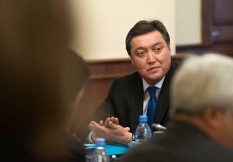 Аскар Мамин. Фото Tengrinews.kz©