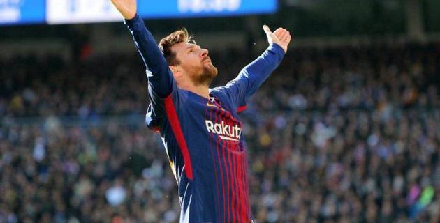 Месси стал первым футболистом в истории с окладом более 100 миллионов евро в год