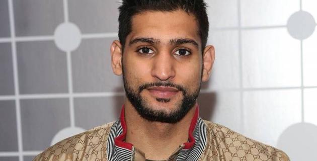 Амир Хан рассказал о желании боксировать с Китом Турманом
