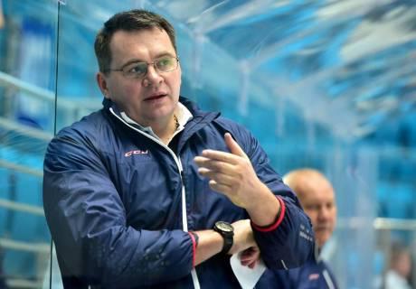 Андрей Назаров. Фото с сайта КХЛ