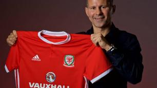 Райан Гиггз назначен главным тренером сборной Уэльса