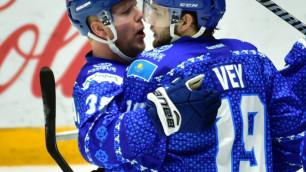 """ТОП-5 хоккеистов, которые могут покинуть """"Барыс"""" перед следующим сезоном в КХЛ"""