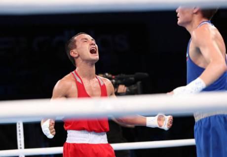 Бронзовый призер ЧМ-2017 по боксу рассказал о конкуренции в сборной Казахстана и озвучил планы на 2018 год