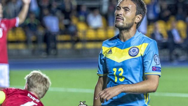 Азат Нургалиев подписал контракт с новым клубом
