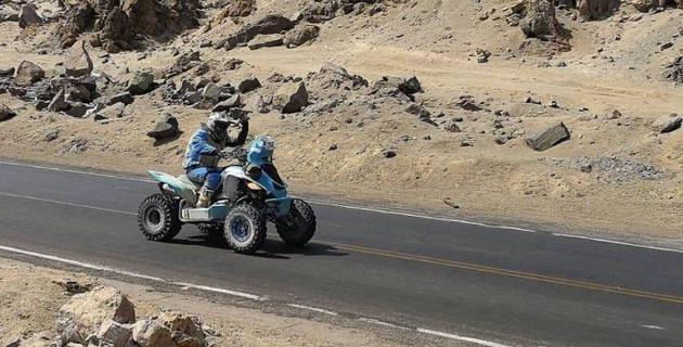 """Пилот """"Астаны"""" финишировал в тройке лучших на 11-м этапе ралли-марафона """"Дакар"""""""