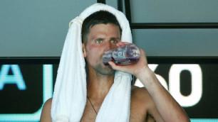 Джокович сравнил теннисистов с животными в клетке из-за жары на Australian Open