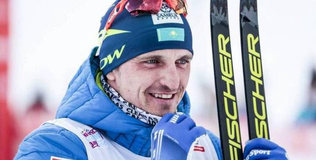 Алексей Полторанин стал рекордсменом Кубка мира по лыжным гонкам